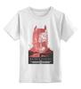 """Детская футболка классическая унисекс """"Batman Begins"""" - batman, кино, бэтмен, афиша, kinoart"""