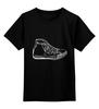"""Детская футболка классическая унисекс """"Converse one"""" - музыка, стиль, converse, путешествие, стильная майка"""
