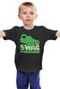"""Детская футболка """"Swag (Свэг)"""" - swag, свэг"""