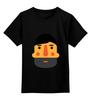 """Детская футболка классическая унисекс """"Борода XI"""" - борода, beard"""