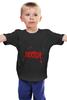 """Детская футболка классическая унисекс """"Dexter"""" - dexter, декстер, сериал, драма, серийний убийца"""
