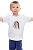 """Детская футболка классическая унисекс """"    _orel_benskaya_elena_"""""""