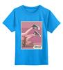 """Детская футболка классическая унисекс """"Супермен (и тд)"""" - converse, кеды, all star"""