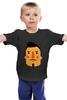 "Детская футболка ""Борода VIII"" - борода, усы, beard, mustache"