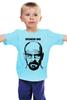"Детская футболка ""Breaking Bad"" - сериал, во все тяжкие, breaking bad"