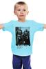 """Детская футболка классическая унисекс """"Rasputin"""" - россия, russia, raspitin, imperia, распутин"""