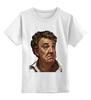 """Детская футболка классическая унисекс """"Джереми Кларксон"""" - джереми кларксон, топ гир, jeremy clarkson"""