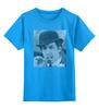 """Детская футболка классическая унисекс """"Celentano"""" - портрет, актер, celentano, челентано, kinoart"""
