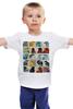 """Детская футболка """"Птицы """" - птицы, birds"""