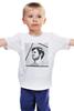 "Детская футболка ""Belmondo"" - портрет, kinoart, belmondo, бельмондо, жан-поль бельмондо"