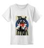 """Детская футболка классическая унисекс """"The Who"""" - рок, хард-рок, the who"""
