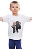 """Детская футболка классическая унисекс """"Эминем (Eminem)"""" - rap, god, eminem, эминем, slim shady"""