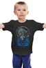 "Детская футболка ""Саб-Зиро (Мортал Комбат)"" - mortal kombat, смертельная битва, sub-zero, мк, саб-зиро"
