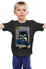 """Детская футболка классическая унисекс """"Бэтмен"""" - комиксы, batman, бэтмен, dc"""