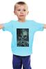 """Детская футболка классическая унисекс """"Безумный Макс (Mad Max)"""" - mad max, безумный макс, road fury, дорога ярости, бессмертный джо"""
