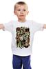 """Детская футболка классическая унисекс """"The spirit of 69"""" - mods, 69, tough, rough"""