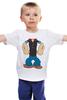 """Детская футболка """"Моряк Попай"""" - popeye, sailor, моряк, моряк попай"""