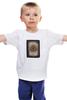"""Детская футболка классическая унисекс """"Всевидящее Око"""" - всевидящее око, новый мировой порядок, око, eye of providence, масон, всевидящее, mason"""