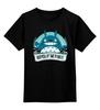 """Детская футболка классическая унисекс """"Мой сосед Тоторо"""" - аниме, тоторо, мой сосед тоторо"""