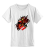 """Детская футболка классическая унисекс """"Гладитор"""" - спартак, fc spartak moscow"""