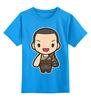 """Детская футболка классическая унисекс """"Furiosa (Безумный Макс)"""" - mad max, безумный макс, шарлиз терон, дорога ярости, furiosa"""