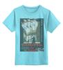 """Детская футболка классическая унисекс """"Once Upon a Time in America / Однажды в Америке"""" - ny, америка, mafia, гангстеры, однажды в америке"""