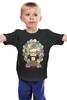 """Детская футболка """"Вверх (Up)"""" - up, вверх"""
