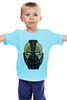 "Детская футболка ""Бейн (Bane)"" - batman, бэтмен, bane, суперзлодей, бейн"
