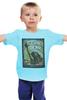 """Детская футболка классическая унисекс """"Evil Dead / Зловещие Мертвецы"""" - зомби, ужасы, мертвецы, афиша, kinoart"""