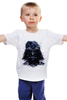"Детская футболка ""Darth Vader v.2"" - star wars, darth vader, звездные войны"