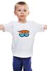 "Детская футболка ""Декстер"" - dexter, декстер, лаборатория декстера"