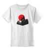 """Детская футболка классическая унисекс """"Batman (Бэтмен)"""" - batman, бэтмен"""