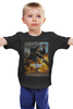 "Детская футболка ""King Kong Lives"" - винтаж, обезьяна, king kong, кинг-конг, kinoart"