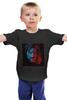 """Детская футболка классическая унисекс """"Джейме Ланнистер"""" - s, игра престолов, game of thrones, ланнистер, джейме ланнистер"""