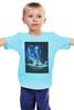 "Детская футболка ""Avatar / Аватар"" - кино, аватар, афиша, avatar, kinoart"