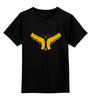 """Детская футболка классическая унисекс """"Hunter (Destiny)"""" - пистолет, hunter, gun, destiny, gunslinger"""