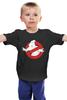 "Детская футболка ""ghost busters"" - casper, haloween, каспер, призрак, охотники за привидениями"