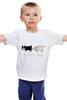 """Детская футболка классическая унисекс """"I LikeYou"""" - приколы"""