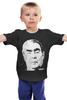 """Детская футболка классическая унисекс """"Брежнев"""" - брежнев, эпоха застоя, дорогой леонид ильич, застой"""