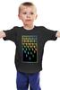 """Детская футболка классическая унисекс """"Пингвины"""" - любовь, арт, пингвины, дизайн, природа"""