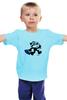 "Детская футболка ""Felix Time Lord"" - doctor who, tardis, доктор кто, тардис, кот феликс"