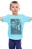 "Детская футболка ""Lethal Weapon"" - фильмы, kinoart, мэл гибсон, lethal weapon, смертельное оружие"