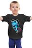 """Детская футболка классическая унисекс """"Пропащие ребята (The Lost Boys) """" - vampire, вампир, пропащие ребята, the lost boys, santa carla"""