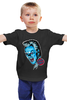 "Детская футболка ""Пропащие ребята (The Lost Boys) "" - vampire, вампир, пропащие ребята, the lost boys, santa carla"