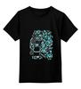 """Детская футболка классическая унисекс """"Свадьба в стиле Марка Шагала"""" - любовь, счастье, свадьба, пара, влюбленные"""
