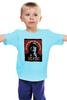 """Детская футболка классическая унисекс """"AC/DC """" - hard rock, acdc, ac-dc, хэви метал, эйси диси"""