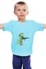 "Детская футболка ""Mah apples!"" - pony, mlp, aj"