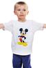 """Детская футболка """"Микки Маус"""" - арт, ретро, дисней, mickey mouse"""
