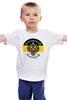 """Детская футболка """"Российская Империя"""" - россия, герб, флаг, империя, российская империя"""