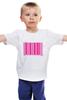 """Детская футболка классическая унисекс """"Priceless"""" - barcode"""